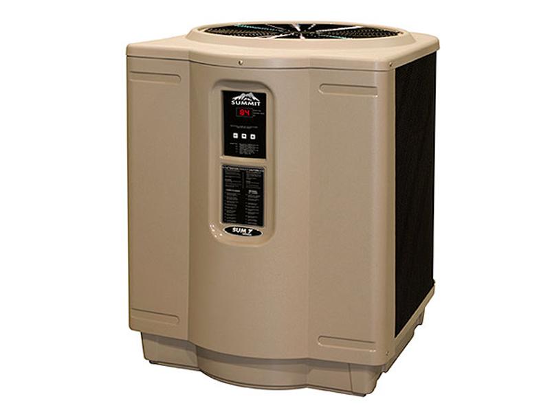 Produits sgl climatisation chauffage qu bec for Thermopompe piscine