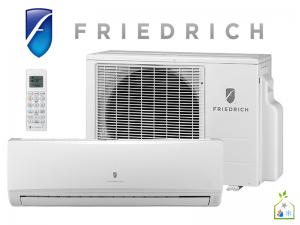 Climatiseur et thermopompe Friedrich