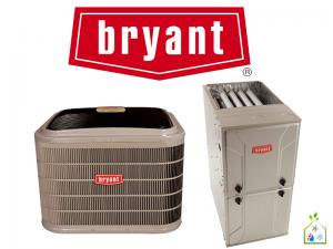 Fournaise et Climatiseur Bryant