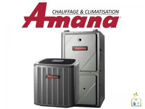 Réparation d'un climatiseur ou fournaise Amana SGL Climatisation Chauffage se déplace rapidement à votre domicile pour effectuer la réparation de votre climatiseur ou fournaise Amana. Le technicien envoyé est spécialiste des climatiseurs, termopompes et fournaises, vous êtes donc assurés d'un service rapide et complet sans tracas.