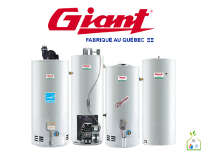 SGL Climatisation Chauffage se déplace rapidement à votre domicile pour effectuer la réparation de votre chauffe-eau Giant. Le technicien envoyé est spécialiste des chauffe-eau, vous êtes donc assurés d'un service rapide et complet sans tracas.