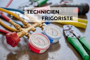 technicien frigoriste