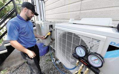 On parle de SGL CLimatisation Chauffage dans le journal de Québec : Ruée vers les climatiseurs pour la première canicule de l'année 2021