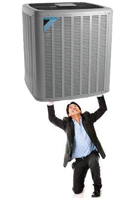 """Qu'est-ce que veut dire """"tonne"""" en climatisation"""