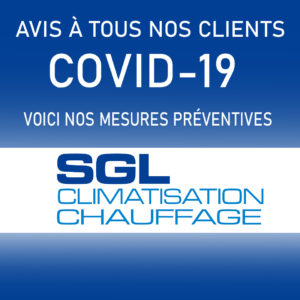 Avis COVID-19