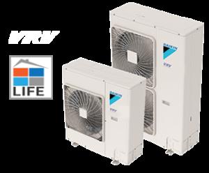 Thermopompe Centrale Daikin VRV LIFE