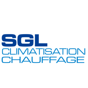 Logo SGL Climatisation Chauffage inc. - Thermopompe - Géothermie - Ventilation - Plomberie Québec
