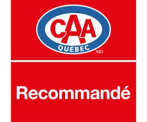 Jusqu'à 100$ de rabais pour les membres CAA- Québec