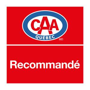 SGL Climatisation Recommandé CAA- Québec