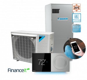 Thermopompe Daikin FIT