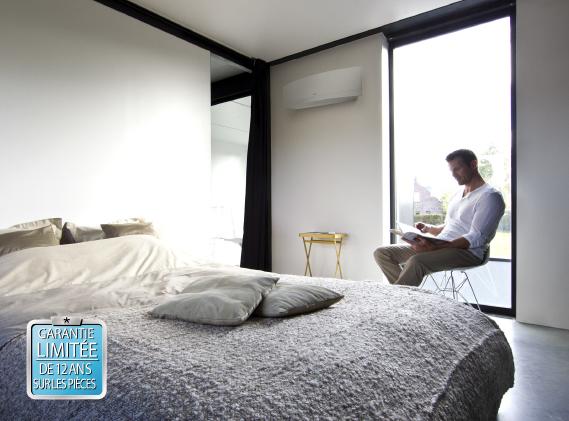 Thermopompe et climatiseur quebec Daikin Emura