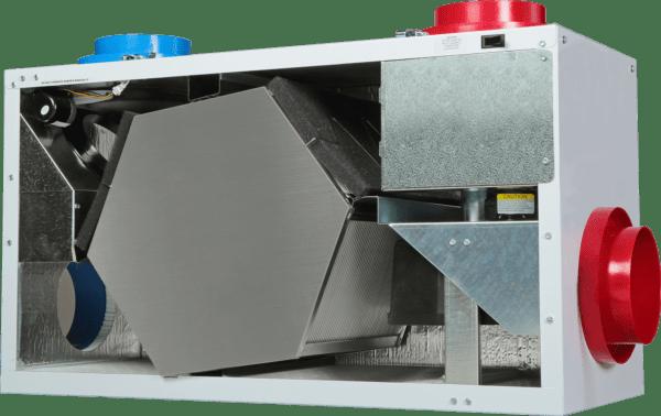 Échangeur d'air Lifebreath VRC 132 PI³/MIN 60 ERS RNC155 2019