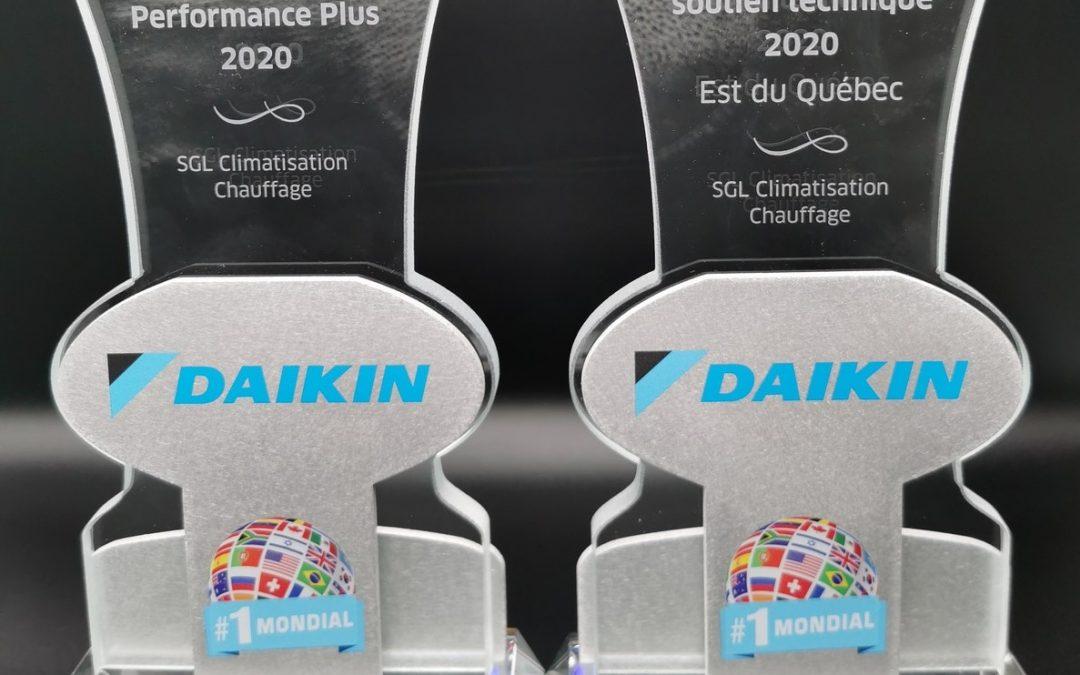 Distinctions Daikin 2021