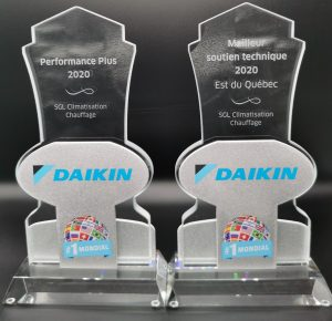 Distinctions Daikin 2021