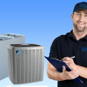 Plan d'entretien : Fournaise au mazout avec thermopompe ou climatiseur