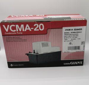 Pompe à condensat pour climatiseur
