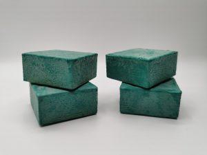Coussin anti-vibration en fibre de verre 2 X 2