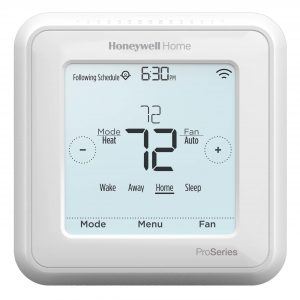 Thermostat Honeywell Home Pro Serie T6 TH6220WF2006